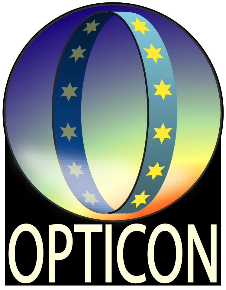 OPTICON logo