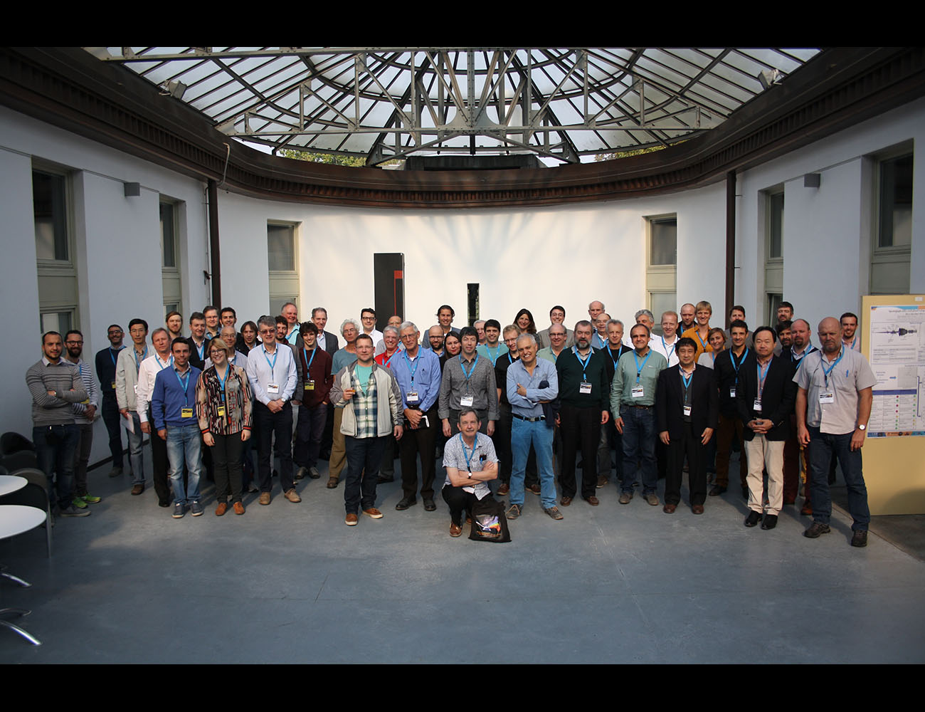 Dispersing Elements for Astronomy workshop, Milan, October 2017